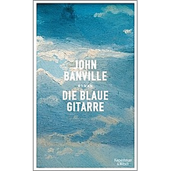 Die blaue Gitarre. John Banville  - Buch