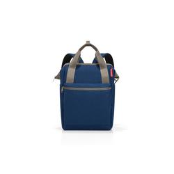 REISENTHEL® Cityrucksack, reisenthel Rucksack Backpack Tornister Tasche Ranzen allrounder R blau