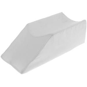 D DOLITY Venenkissen, Venenkeil, Lagerungskissen, Beinhochlagerung - Weiß