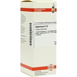 HYPERICUM D12