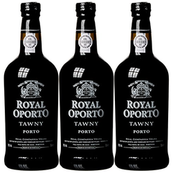 Royal Oporto Tawny Port 3er Set
