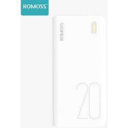Romoss Sense 6S Powerbank (Zusatzakku) Li-Ion 20000 mAh YKMS02247