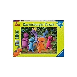 Neue Abenteuer mit Drache Kokosnuss (Kinderpuzzle)