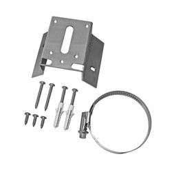 elero MAST- UND ECKBEFESTIGUNGSSET (Ø 50 – 60 mm)