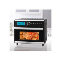 MAXXMEE Minibackofen, Heißluft-Ofen Digital 18l