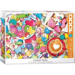 empireposter Puzzle Leckere Kekse in bunten Farben - 1000 Teile Puzzle im Format 68x48 cm, 1000 Puzzleteile