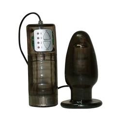 "Analplug ""Vibration-Plug"" mit Vibration, 2-4 cm Ø"