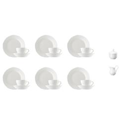 Hutschenreuther Geschirr-Set Kaffeeservice 20-tlg. - MARIA THERESIA Weiß