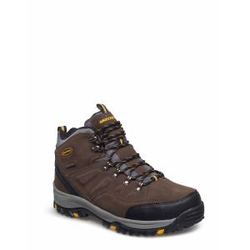 Skechers Mens Relment - Pelmo - Waterproof Shoes Boots Winter Boots Braun SKECHERS Braun