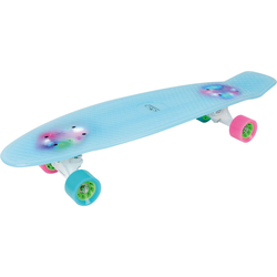 Hudora Skateboard Skateboard Retro Iceglow 28 Zoll