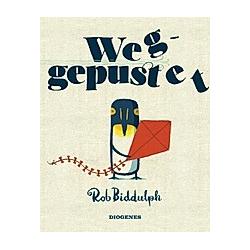 Weggepustet. Rob Biddulph  - Buch