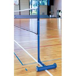 Kübler Sport® mobiler Badminton-Pfosten SCHOOL