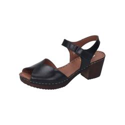 Manitu Sandalen Sandale aus echtem Leder 38