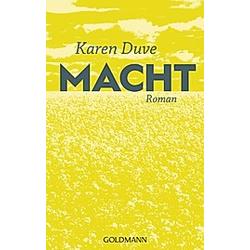 Macht. Karen Duve  - Buch
