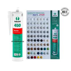 Ramsauer 450 Sanitär 1K Silicon Dichtstoff 310ml Kartusche