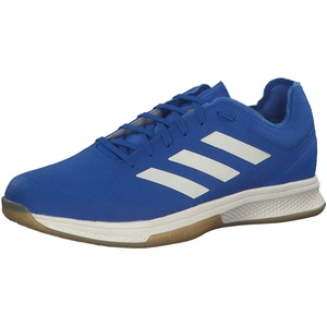 adidas Herren Handballschuhe Counterblast Bounce Blue/Off White/Gold met. 42
