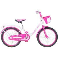Actionbikes Daisy 20 Zoll RH 27,5 cm rosa/weiß