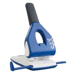 Sax Design Kraftlocher 618 blau 65 Blatt 6,5mm