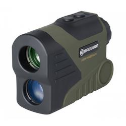 BRESSER Entfernungsmesser Entfernungs- & Speedmesser WP/OLED 6x24 800m