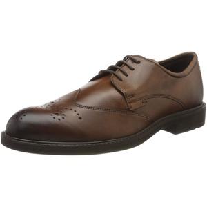 ECCO Herren Vitrus Iii Sneaker Shoe, Braun (Amber 1112), 43 EU