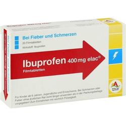Ibuprofen 400 mg elac