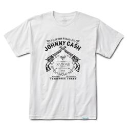 Tshirt DIAMOND - Tennessee Three Tee White (WHT)