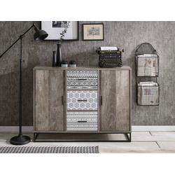 SIT Sideboard Skandi, mit dekorativem Muster