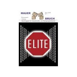 Mauerbruch: Elite als Buch von