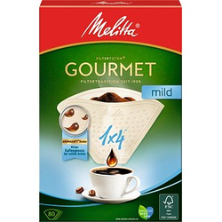 Melitta GOURMET 1x4 mild Kaffeefilter