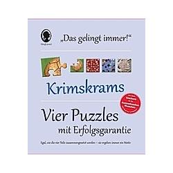 """Das """"Gelingt-immer""""- Puzzle Krimskrams (Puzzle)"""