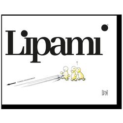 Lipami als Buch von Nadine Felgentreff