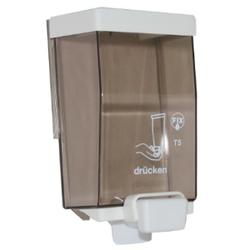 FIX Seifenspender, mit Wandhalterung, Inhalt: 750 ml
