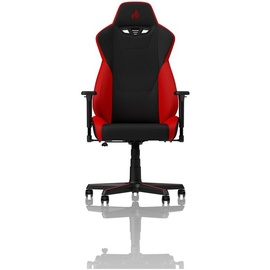 Nitro Concepts S300 Gaming Chair rot / schwarz