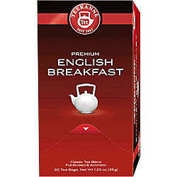 TEEKANNE English Breakfast Schwarzer Tee 20 Stück à 1.75 g