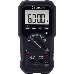 FLIR DM62 Hand-Multimeter CAT IV 300 V, CAT III 600V