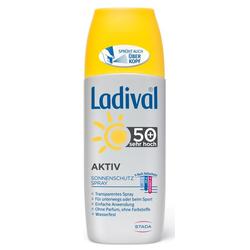 Ladival AKTIV SONNENSCHUTZ SPRAY LSF 50+