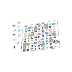Larsen Puzzle Memo-Puzzle ABC, Puzzleteile