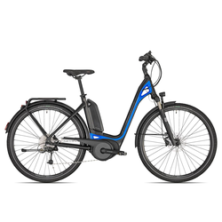 Bergamont E-Ville Edition 2020 | 56 cm | black/blue matt/shiny