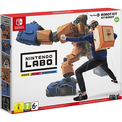 Nintendo Labo - Toy-Con 02 Robo-Set (Nintendo Switch)
