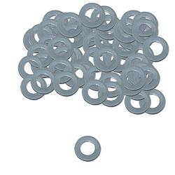 200 Stk. Unterlegscheibe Stahl verzinkt - 6,4 x 12 x 1,6 mm - nach DIN 125 - für Schrauben 6 mm