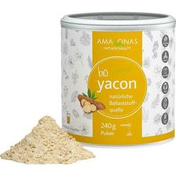 Yacon 100% Bio pur natuerliche Suesse