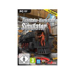Eisenbahn-Werkstatt Simulator - [PC]