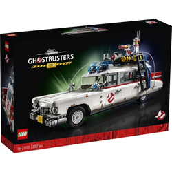Ghostbusters? ECTO-1