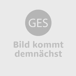 Puzzle Double Round Wandleuchte, 3000K, schwarz
