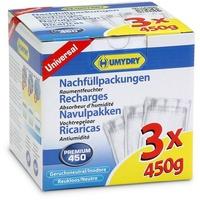 HUMYDRY Nachfüllpackung Premium 3 x 450 g
