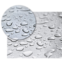 Beautex Tischdecke Transparente Tischdecke Klarsicht Folie, RUND OVAL ECKIG - Stärke 0,30 mm - Größe wählbar (1-tlg) Eckig - 140 cm x 220 cm