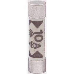 TRU COMPONENTS 6FF-1 Multimetersicherung (Ø x L) 6.35mm x 31.8mm 0.4A 600V Flink -F- Inhalt 1St.