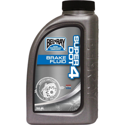 Bel-Ray Super DOT 4 Rem vloeistof 355 ml