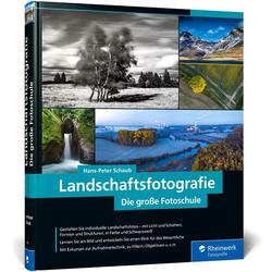 Landschaftsfotografie als Buch von Hans-Peter Schaub