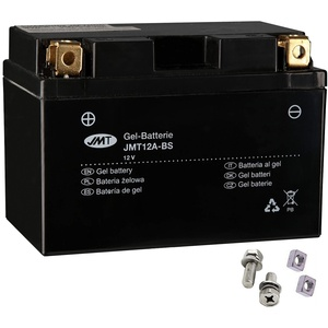 YT12A-BS JMT Gel Batterie für Downtown 125 i ABS Baujahr 2011-2015